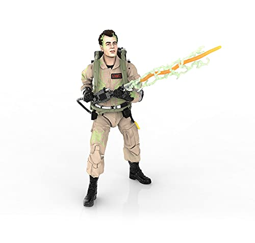Ghostbusters Plasma Series Ghostbuster-Figur, leuchtet im...