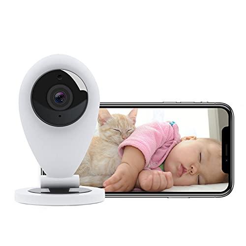 HiKam S5 WLAN IP Kamera, Überwachungskamera Innen mit App und...