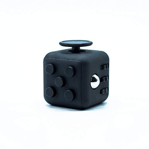 MerDen - Fidget Cube mit 6 Seiten – Gadget zum Entspannen im...