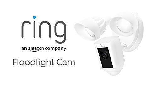 Ring Floodlight Cam von Amazon | HD Sicherheitskamera mit...