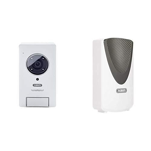 ABUS Video Türsprechanlage PPIC35520 für den Außenbereich | Infrarot-Nachtsicht |...