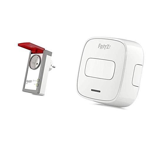 AVM Fritz!DECT 210 (intelligente Steckdose für Smart Home) &...