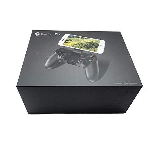 GameSir T1d Gamepad Fernbedienung Schwarz Joystick Controller...