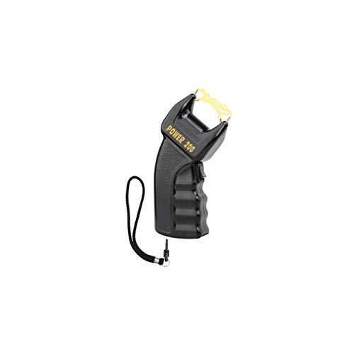 Elektroschocker POWER 200 200000 Stun Gun mit Sicherheitsschalter  *