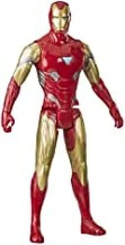 Avengers F2247 Marvel Avengers Titan Hero Serie Iron Man, 30 cm...