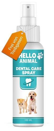 NEU: HelloAnimal® DENTAL Spray für Hunde und Katzen –...