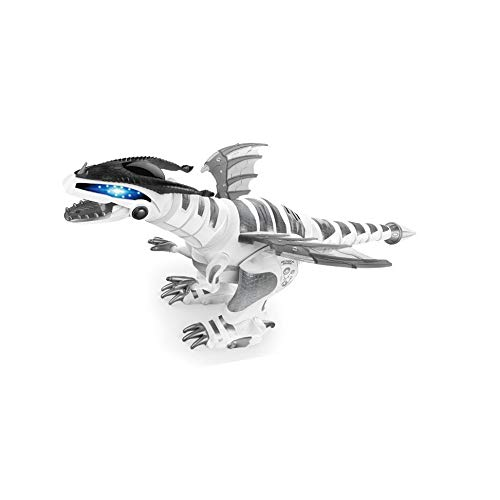 DEORBOB Kreativer Spray Dinosaurier Roboter Spielzeug Kinder...