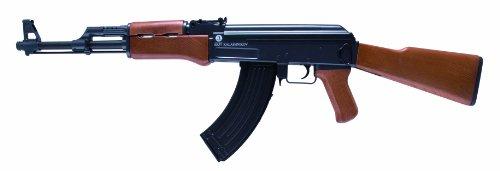 Softair Gewehr 202229 Kalashnikov AK 47 wood Kaliber 6 mm...