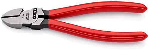 KNIPEX Seitenschneider (160 mm) 70 01 160, Rot