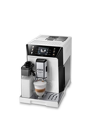 De'Longhi PrimaDonna Class ECAM 550.65.W Kaffeevollautomat mit...