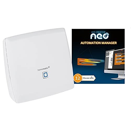 Smart Home Zentrale CCU3 inkl. AIO Creator Lizenz und NEO-Plugin...