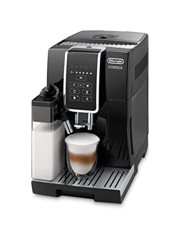 De'Longhi Dinamica ECAM 350.50.B Kaffeevollautomat mit LatteCrema...