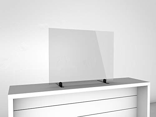 Gutta Spuckschutzwand Premium | Hygienewand | Hygieneschutz (1000...