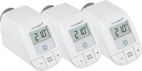 Homematic IP 3er Set Smart Home Heizkörperthermostat - basic,...