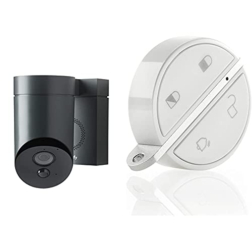 Somfy - Überwachungskamera, Full HD-Kamera mit Nachsicht,...