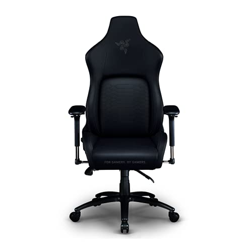 Razer Iskur Gaming-Stuhl, ergonomisches Lendenwirbelstützsystem,...