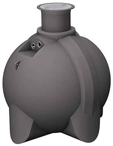 Regenwassertank Zisterne Erdtank 5100 Liter, Neuware, direkt vom...