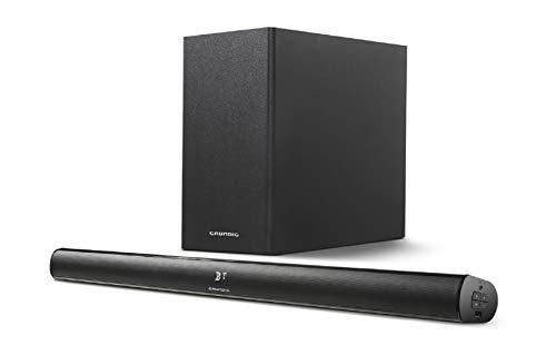 Grundig DSB 990 2.1 Soundbar mit Subwoofer, schwarz