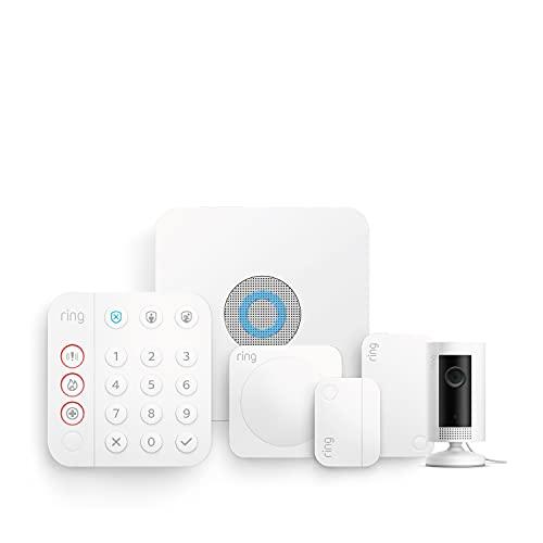 Ring Alarm 5-teiliges Kit (2. Gen.) von Amazon, brandneu, mit...