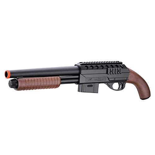 Rayline Softair Gewehr Pumpgun RM47C1 ABS 1:1 55,5cm 1190g 6mm,...