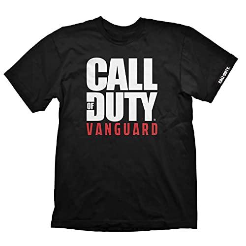 Call of Duty: Vanguard T-Shirt Logo Black Size S