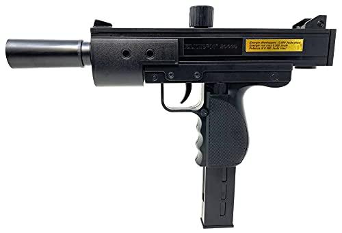 Seilershop Softair Pistole Uzi Airsoft Maschine Gun Federdruck...
