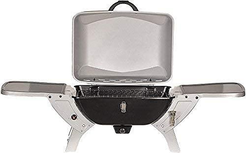 DRULINE 50mbar - GASGRILL - Grill BBQ - Tischgrill - CampingGrill...