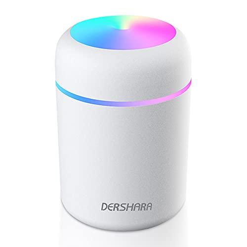 Mini Luftbefeuchter - Premium-Befeuchtungsanlage mit 300ml...