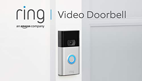 Ring Video Doorbell von Amazon | 1080p HD-Video, fortschrittliche...
