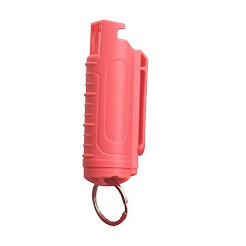 BCSGM 20ml Pfefferspray Flip-Cap mit Schlüsselanhänger,...