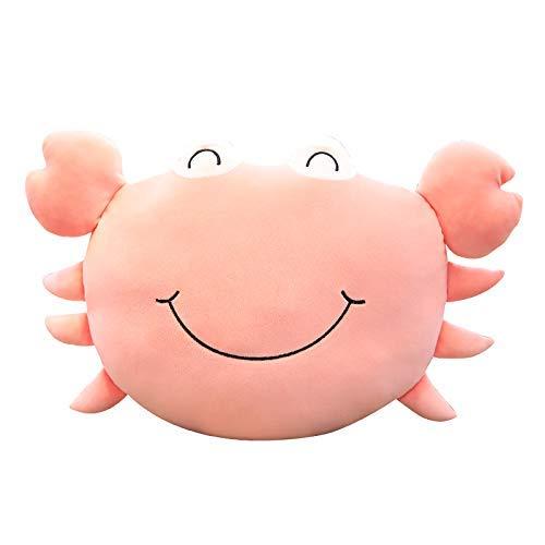 YLHXYPP Flauschig Crab Schlafkissen Puppe Siesta Kissen...