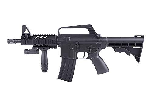 2EAGLE Airsoft Well M16A-5BK Kugelgewehr/hochbeständiger...
