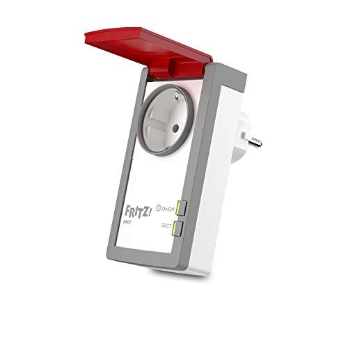 AVM FRITZ!DECT 210 (intelligente Steckdose für Smart Home, mit...