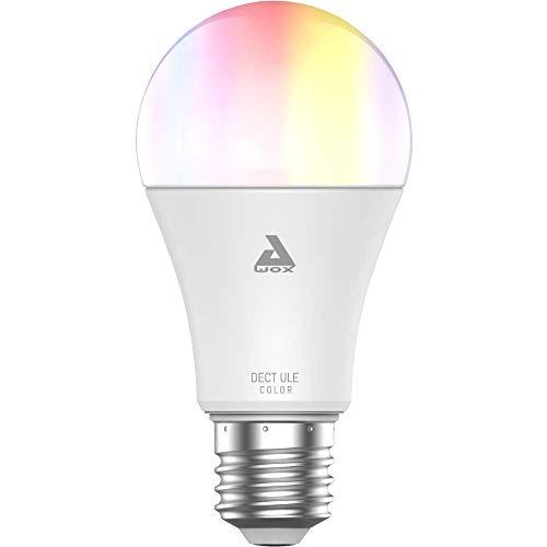 Telekom Smarthome LED-Lampe E27 - farbig