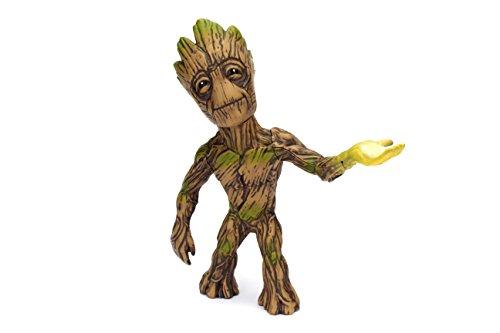 Marvel Guardians of the Galaxy Groot - Metalfigs 10cm Sammelfigur...