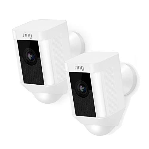 Ring Spotlight Cam Überwachungskamera, IP-Kamera, für den...