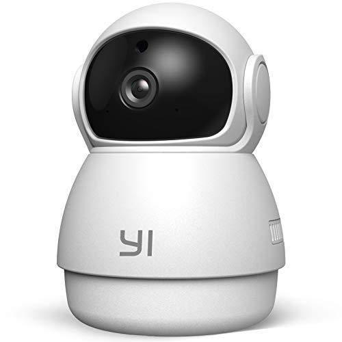 Überwachungskamera WLAN 360 Grad,YI Dome Guard 1080p...
