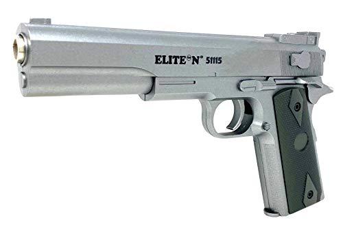 Softair Gun Set Airsoft Federdruck Pistole 19cm Inkl Magazin 0,49...