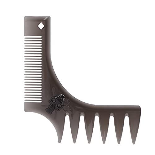 Bartkamm, Bartpflege-Set Zeit- und Energiesparend für Reisen...