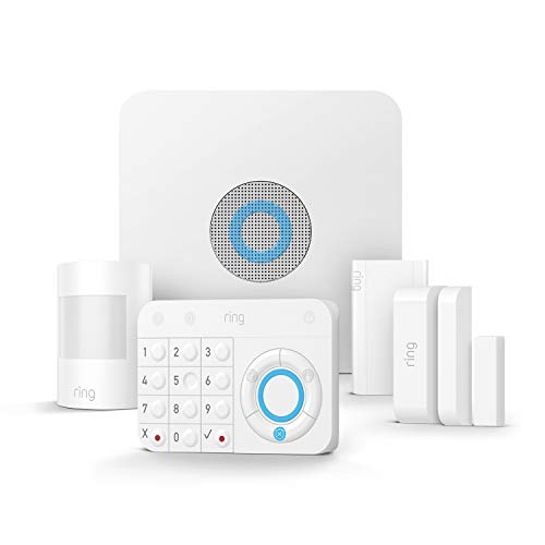 Ring Alarm 5-teiliges Set von Amazon – Alarmanlage mit optionaler unterstützter...