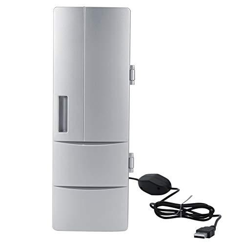 Surebuy Mini-Kühlschrank, Tragbarer Kleiner Autokühlschrank mit...
