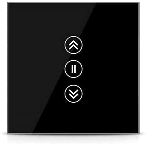 LXDZXY Touch-Lichtschalter Smarter Vorhangschalter mit...