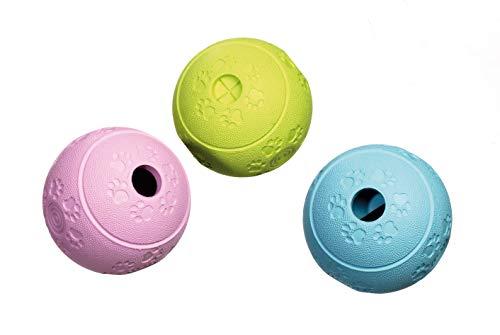 Karlie Ruffus Cat Snackball ø: 7 cm farblich sortiert