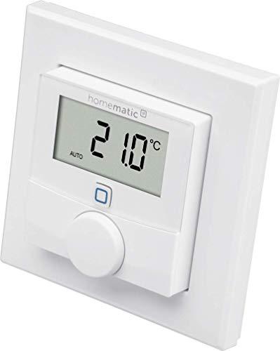 Homematic IP Smart Home Wandthermostat mit...