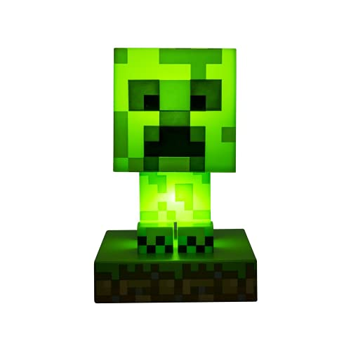 Paladone Minecraft Creeper 3D Icon Light BDP | Offiziell...