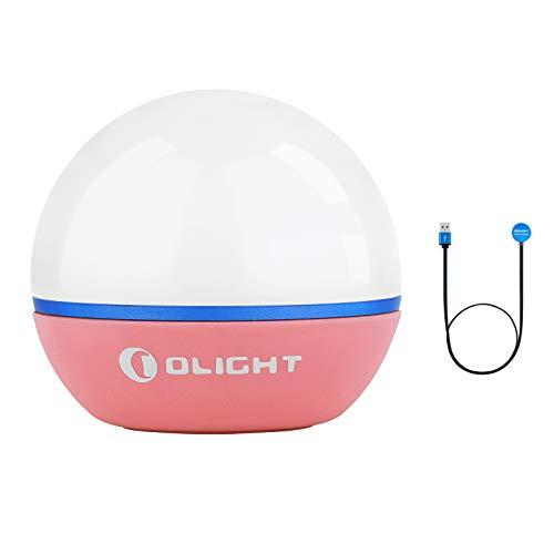 OLIGHT Obulb lampe LED Zeltlicht USB Wiederaufladbare Laternen...