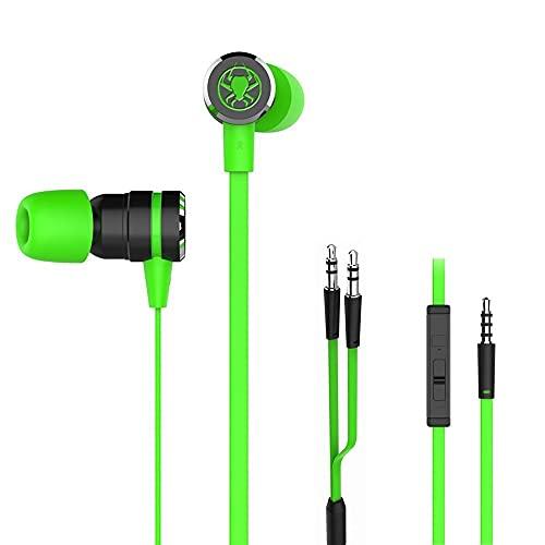 G20+ Gaming-Bass-In-Ear-Kopfhörer mit Mikrofon,...