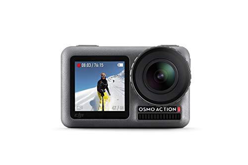 DJI Osmo Action Cam - Digitale Actionkamera mit 2 Bildschirmen...