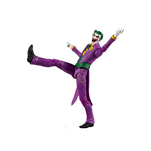 McFarlane - DC Multiverse 7 Actionfiguren - Wave 3 - The Joker
