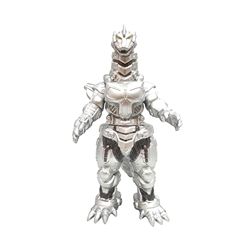 Anime Godzilla Vs King Kong Figur Mecha Mechagodzilla PVC...